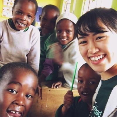 タンザニアでチャイルドケア&地域奉仕活動 奈良澤杏夏